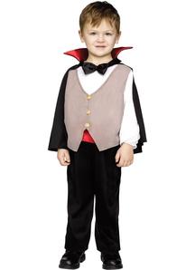 Dracula Toddler Costume