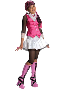 Draculaura Monster High Child Costume