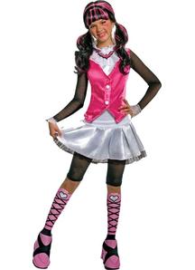 Draculaura Monster High Girls Costume