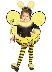 Fabulous Bee Child Costume
