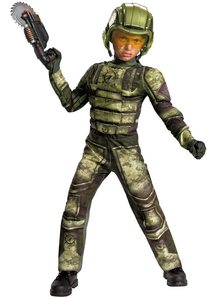 Foot Soldier Child Costume