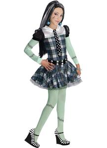 Frankie Stein Monster High Child Costume