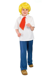 Fred Scooby Doo Child Costume