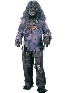 Frightful Zombie Child Costume