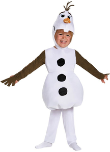 Frozen Olaf Toddlers Costume