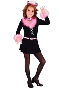 Furry Cat Child Costume