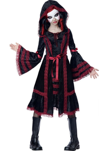 Ghotic Doll Child Costume