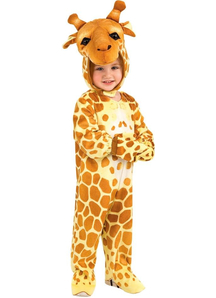 Giraffe Child Costume