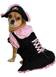 Glam Pirate Pet Costume