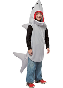 Grey Shark Child Costume