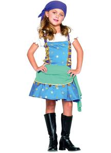 Gypsy Candy Child Costume