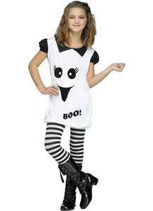 Halloween Ghost Child Costume - 11842