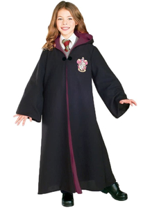 Harry Poter Gryffindor Robe Child