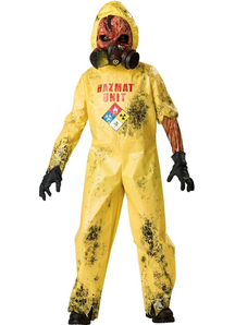 Hazmat Unit Child Costume