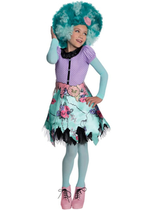 Honey Swamp Monster High Child Costume