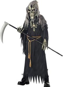 Horrible Reaper Child Costume