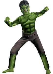 Hulk Avengers Child Costume