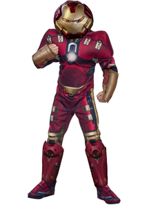 Hulkbuster Child Costume