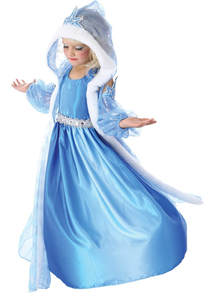 Ice Queen Child Costume