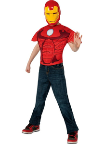 Iron Man Child Kit