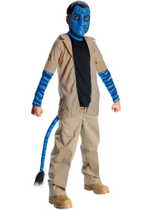 Jake Salley Avatar Child Costume