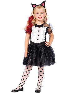 Kitty Child Costume