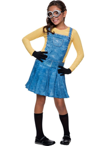 Lady Minion Child Costume