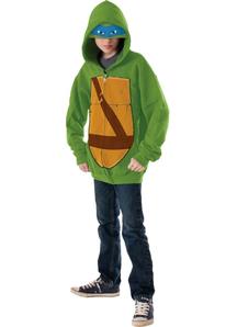 Leonardo Tmnt Child Hoodie