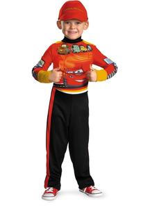 Lightning Mcqueen Child Costume - 12286