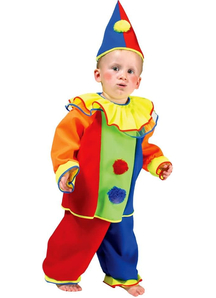 Little Clown Child Costume