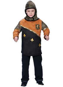 Little Knight Child Costume