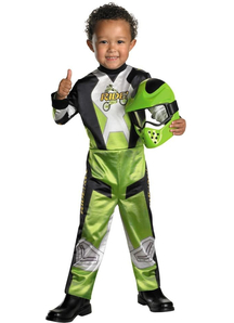 Little Racer Child Costume