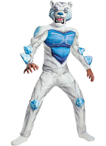 Lock Monster Monsuno Child Costume