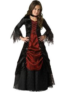 Luxury Vampiress Child Costume