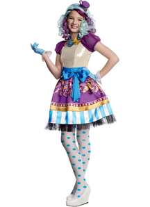 Madeline Hatter Ever After High Child Costume