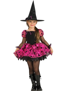 Magic Witch Child Costume