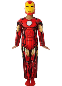 Marvel Iron Man Child Costume