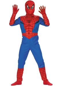 Marvel Spiderman Child Costume