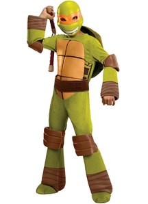 Michelangelo Tmnt Child Costume