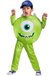 Mike Monsters University Child Costume
