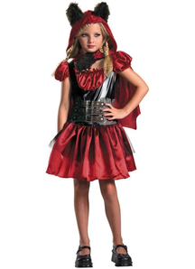 Miss Red Riding Hood Child Costume - 12504
