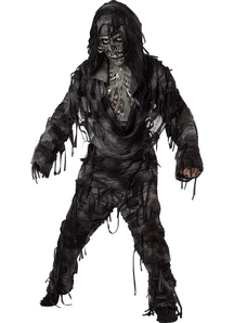 Monster Zombie Child Costume