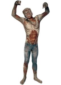 Morph Zombie Child Costume