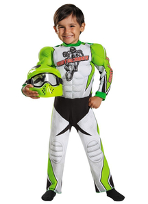 Motocross Racer Child Costume