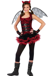 Night Devil Child Costume
