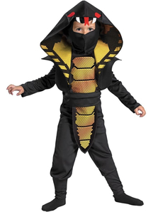 Ninja Kobra Child Costume