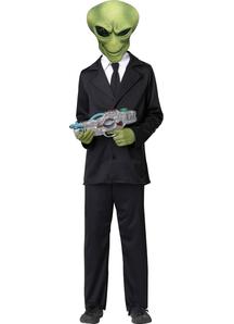 Official Alien Child Costume
