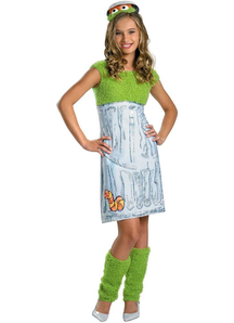 Oscar Sesame Street Child Costume