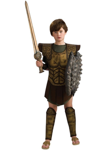 Perseus Clash Of Titans Child Costume