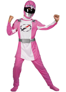 Pink Power Ranger Child Costume